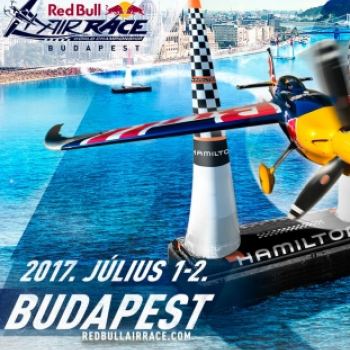 Red Bull Air Race Budapest 2017. 07. 01 - 02.