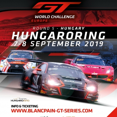 Blancpain GT World Challenge Europe 2019. 09. 07 - 08.