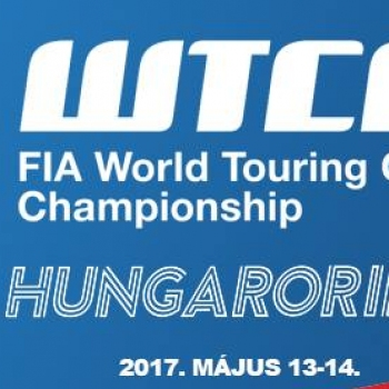 FIA World Touring Car Championship 2017. 05. 13 - 14.