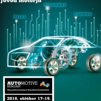AUTOMOTIVE HUNGARY. 2018. 10. 17 - 19.